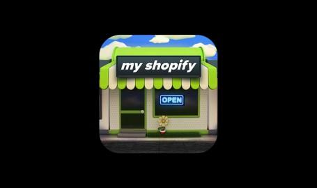 MyShopify - 应用程序图标设计