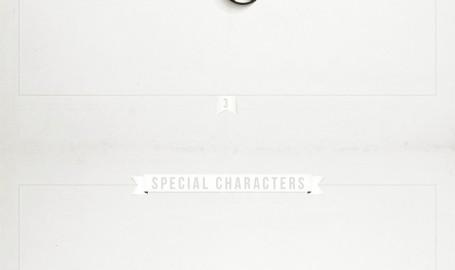 London Font - 字体设计