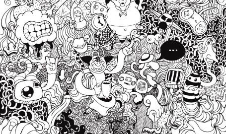 Sketch - 手绘插图
