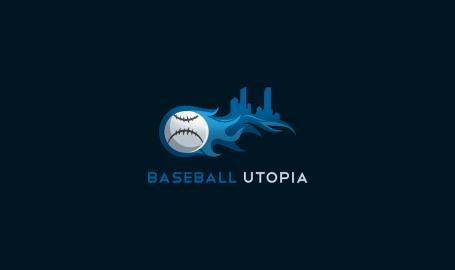 Baseball Utopia - 美国棒球论坛标志设计