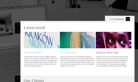 Crafton - 网页设计