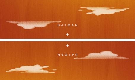 Dual Batman V Superman - 海报设计