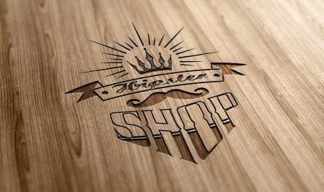 HIPSTER SHOP - 标志设计