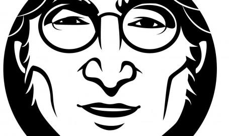 John Lennon - 矢量图形设计