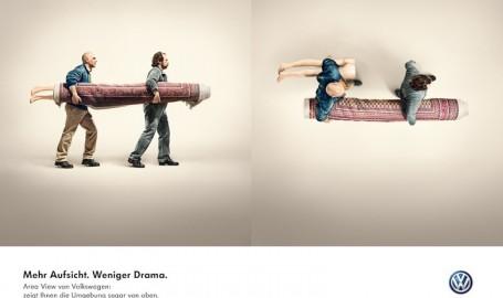 大众汽车 - 创意广告设计