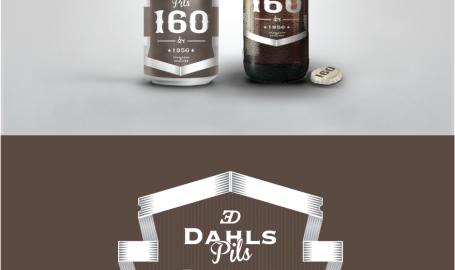 Dahls beer - 啤酒包装设计