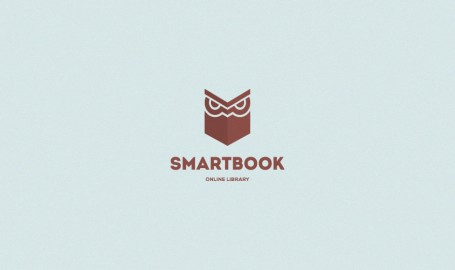 SmartBook - Online Library - 标志设计