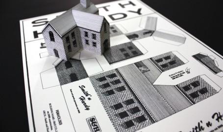 Smith & Hardy PostCard - 明信片设计