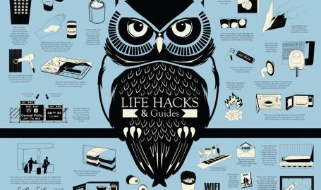 The Life Hack Poster - 海报设计