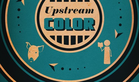 Upstream Color Poster - 海报设计