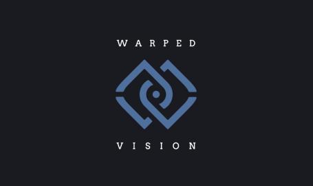Warped Vision - 标志设计