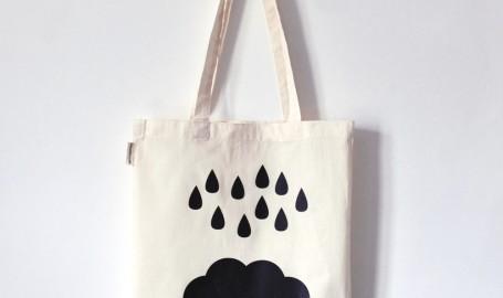 Cloud Bag - 环保购物袋设计