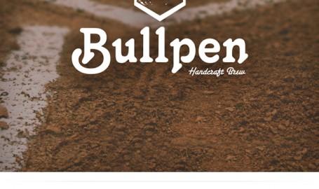 Bullpen Brew - 标志设计
