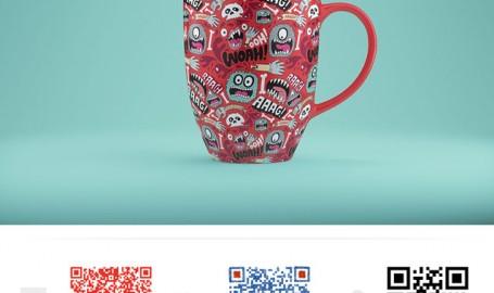 Cup Mock-Up's - 创意杯子 产品设计