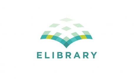ELIBRARY - 标志设计