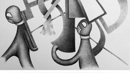 Working Typis - 手绘插图