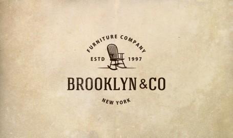 Brooklyn & CO - 标志设计