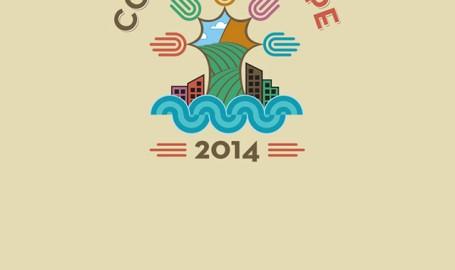 COLOMBOSCOPE 2014 - 标志设计