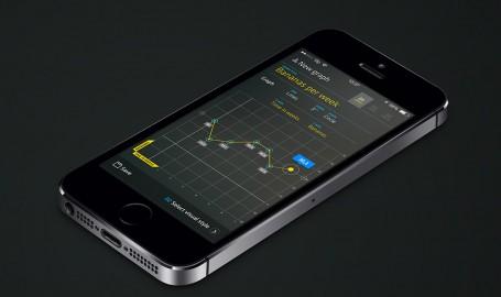 Graphr App - 移动应用程序用户界面设计