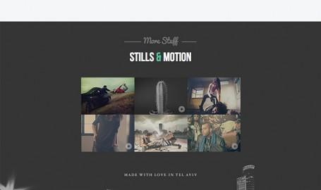 SUKI - 网页设计
