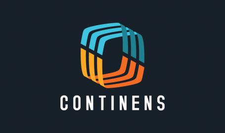 CONTINENS - 标志设计