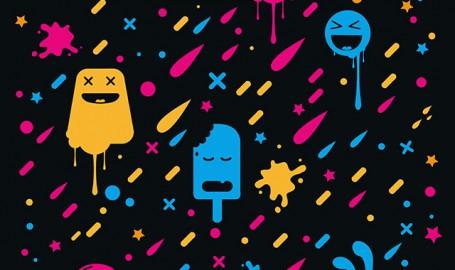 Cute Color Stuff - 海报设计