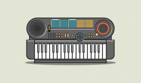 Keyboard - 矢量图形设计