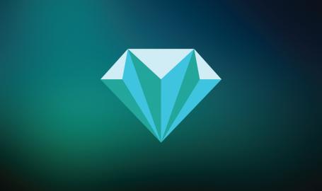 MIAMOND - 标志设计