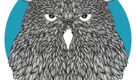 Owl Nr. 2 - 海报设计