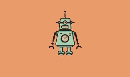 Toirobot - 机器人矢量图形