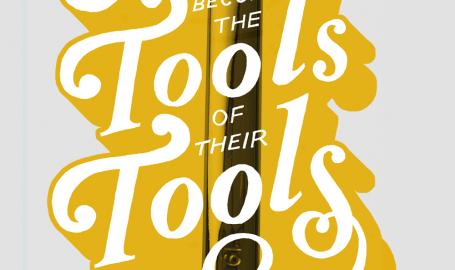 Tools - 活版印刷