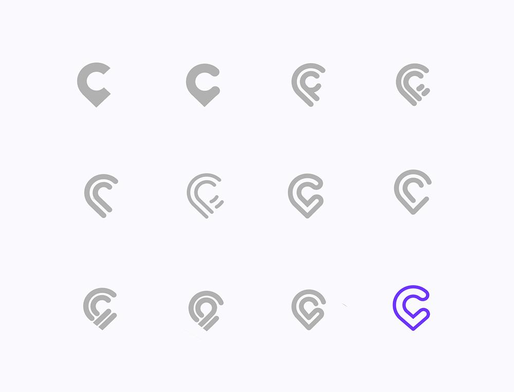 任刚 分享 APP界面设计 Cabify 交互设计 用户界面设计 Gang Ren (4)