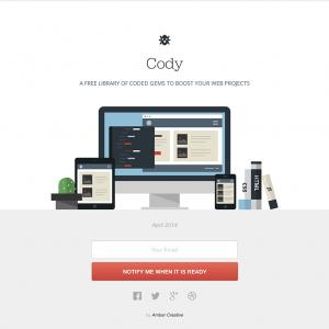 Cody - 网页设计