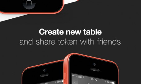 Easy Poker App - 手机应用程序用户界面设计
