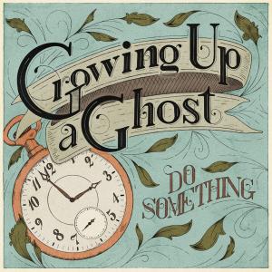 Growing Up a Ghost Album Art - 手绘插图