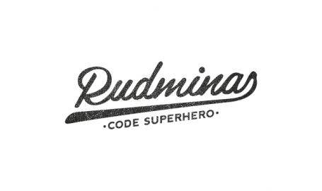 Rudminas - 标志设计