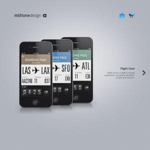 Midtone Design - 网页设计