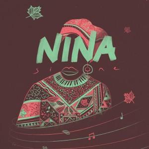 Nina Simone High Priestess of Soul 海报设计
