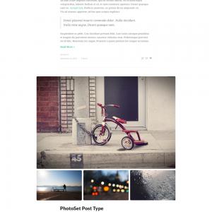 PERSONA - Tumblr Theme - 主题模板