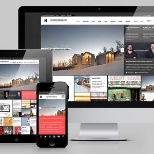 Schoenhaesslich - 网页设计