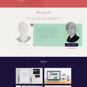 Triz - 网页设计