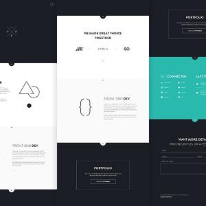Vtcreative - 网页设计