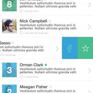 Whatsapp Redesign - 移动端用户界面设计作品