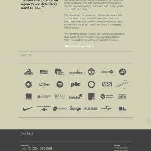Fudge - 网页设计