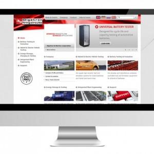 Firing Circuits Webdesign - 网页设计