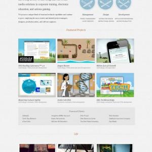 Tracermedia Interactive - 网页设计