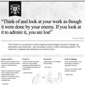 Inspire - 网页设计