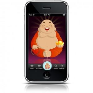 Little Buddha iPhone App - 用户界面设计