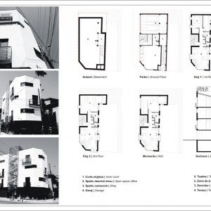 Corner House Architecture - 建筑设计