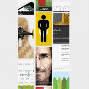 TN - 瀑布流式网页设计